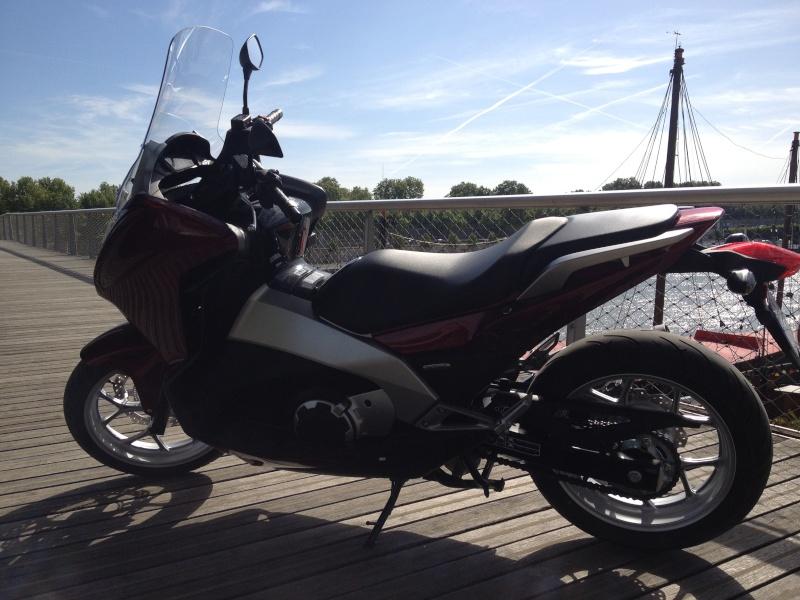 J'ai essayé le Honda INTEGRA 700 Img_0616