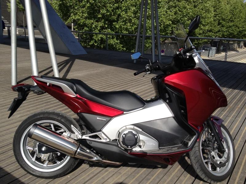 J'ai essayé le Honda INTEGRA 700 Img_0620