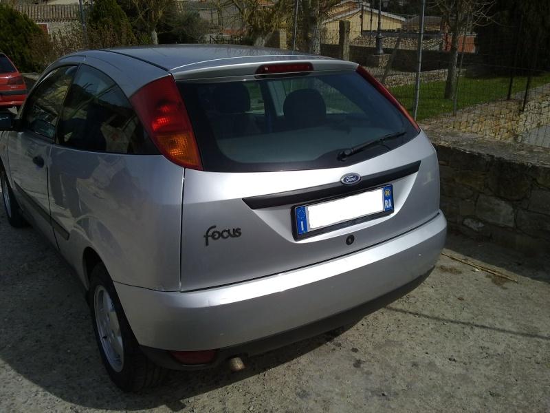 La mia Ford Focus sempliciotta!! 22032012