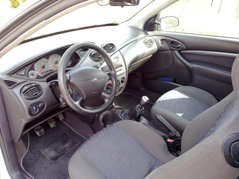 La mia Ford Focus sempliciotta!! 22032013