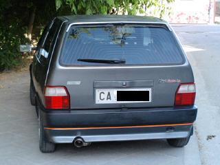 la mia Fiat Uno 1.0 Fire SX 1990 Copia_11