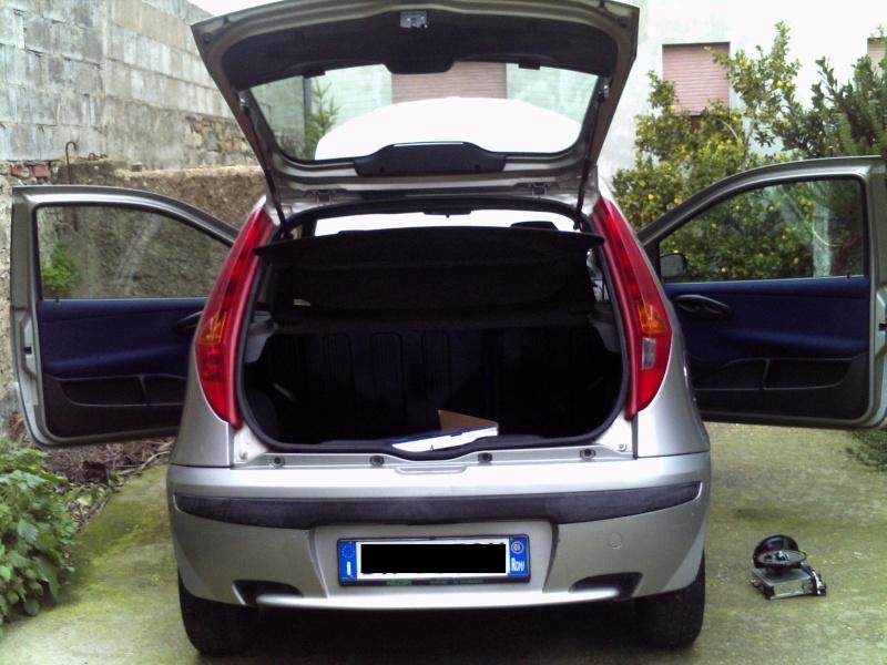 nuovo arrivo...Fiat Punto Mk2 ELX 1.2 8V 60CV 2001 Copia_16