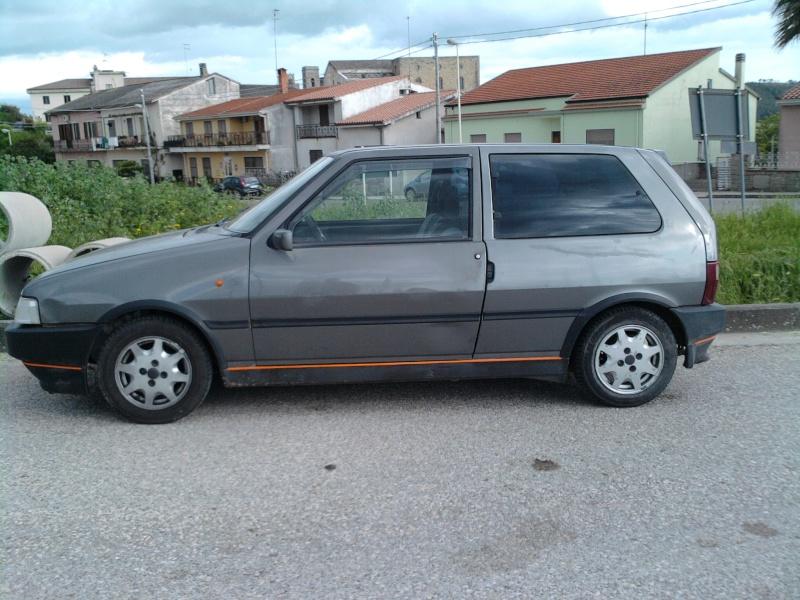 la mia Fiat Uno 1.0 Fire SX 1990 Foto0011