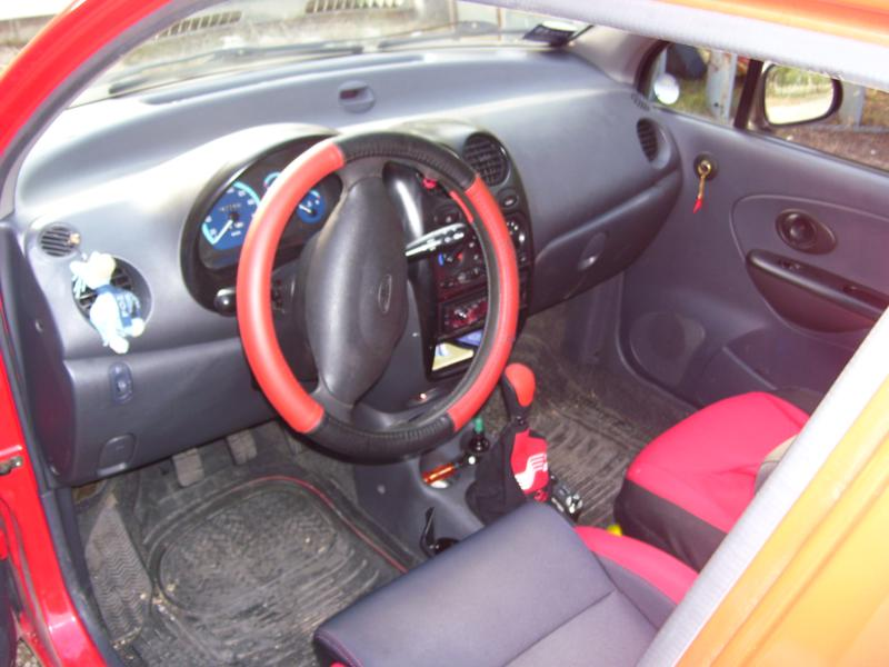 Daewoo Matiz 0.8 peperino Intern10