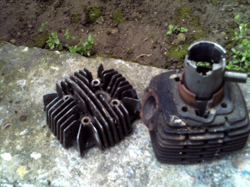Preparazione Motore Rizzato Monomarcia Pict0037
