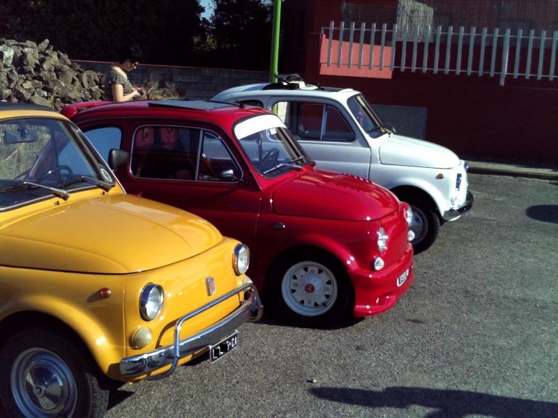 Raduno fiat 500 e storiche a Senorbì (CA) 30 Luglio 2011 Pict0070