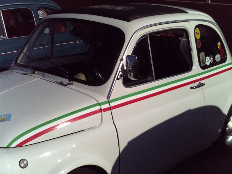 Raduno fiat 500 e storiche a Senorbì (CA) 30 Luglio 2011 Pict0075
