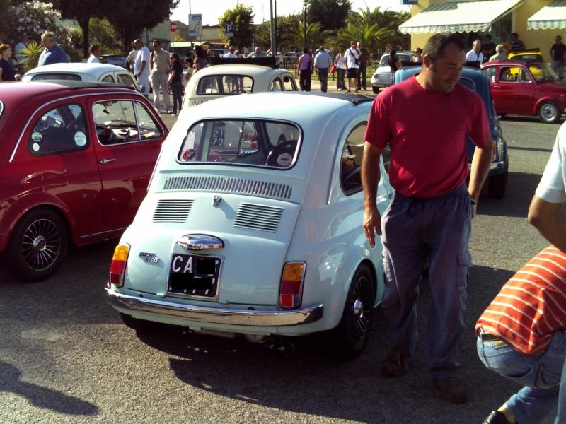 Raduno fiat 500 e storiche a Senorbì (CA) 30 Luglio 2011 Pict0076