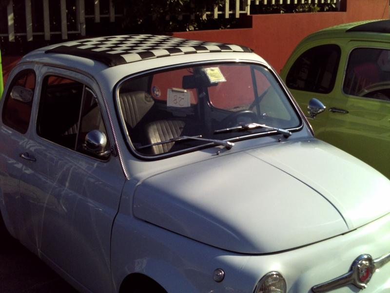 Raduno fiat 500 e storiche a Senorbì (CA) 30 Luglio 2011 Pict0083