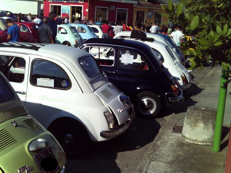 Raduno fiat 500 e storiche a Senorbì (CA) 30 Luglio 2011 Pict0085
