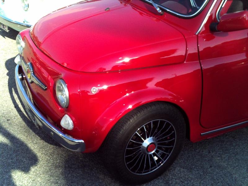 Raduno fiat 500 e storiche a Senorbì (CA) 30 Luglio 2011 Pict0087