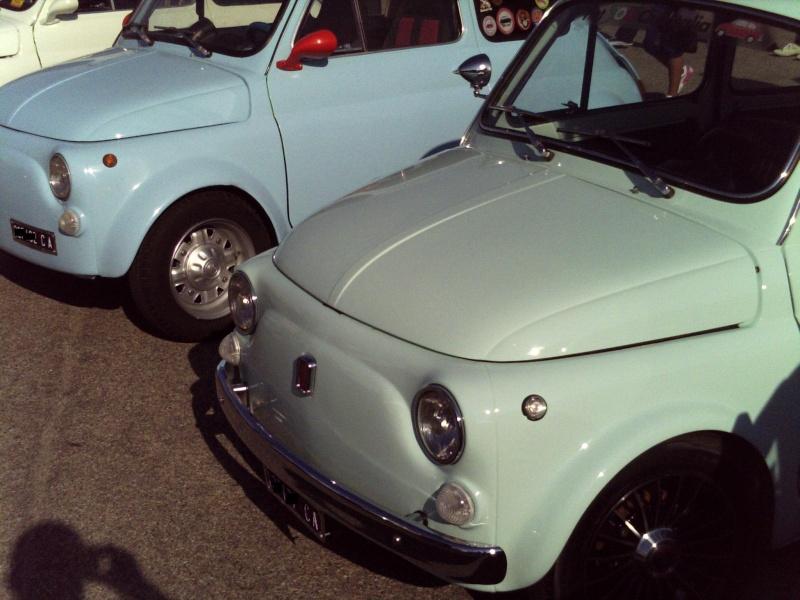 Raduno fiat 500 e storiche a Senorbì (CA) 30 Luglio 2011 Pict0089