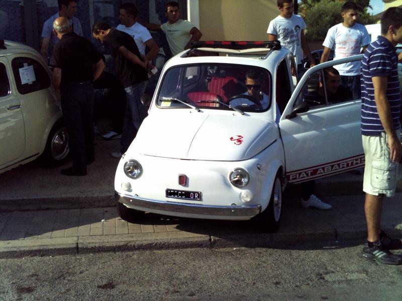 Raduno fiat 500 e storiche a Senorbì (CA) 30 Luglio 2011 Pict0094