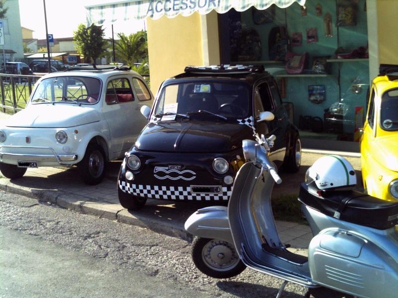 Raduno fiat 500 e storiche a Senorbì (CA) 30 Luglio 2011 Pict0095