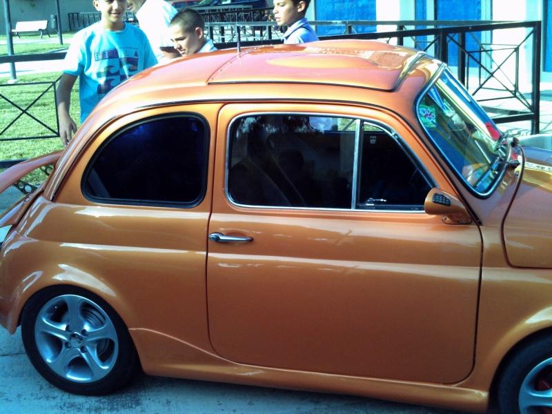 Raduno fiat 500 e storiche a Senorbì (CA) 30 Luglio 2011 Pict0114