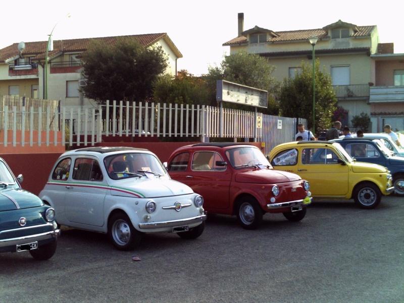 Raduno fiat 500 e storiche a Senorbì (CA) 30 Luglio 2011 Pict0125