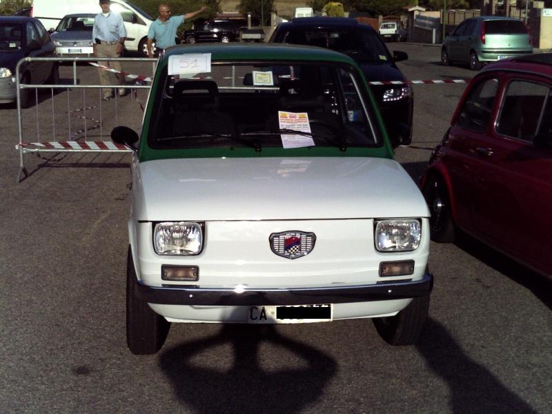 Raduno fiat 500 e storiche a Senorbì (CA) 30 Luglio 2011 Pict0127