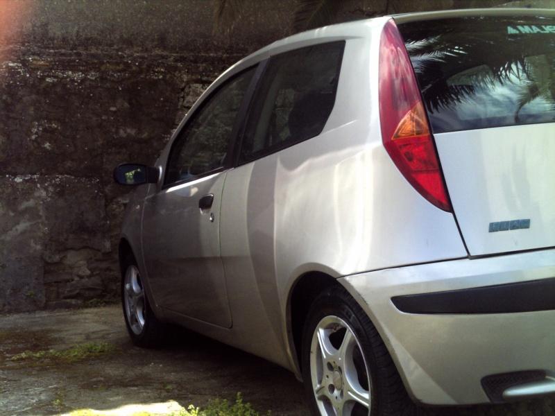 nuovo arrivo...Fiat Punto Mk2 ELX 1.2 8V 60CV 2001 - Pagina 3 Pict0446