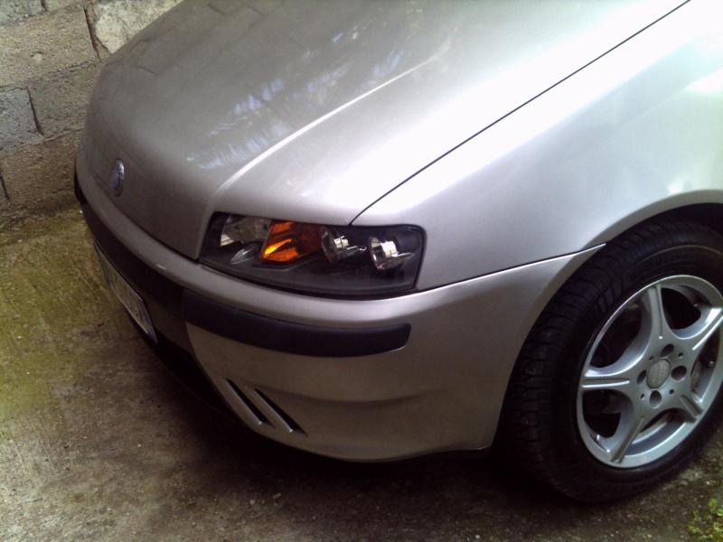 nuovo arrivo...Fiat Punto Mk2 ELX 1.2 8V 60CV 2001 - Pagina 3 Pict0447
