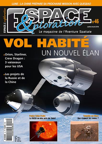 Espace & Exploration n°46 Couv-e12