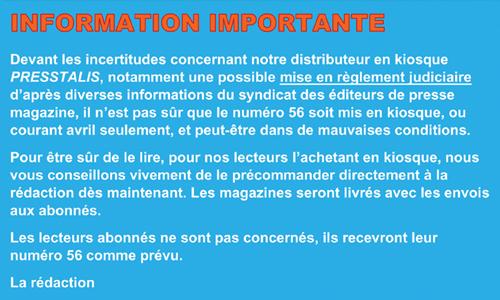 Espace & Exploration n°56 Info-e13