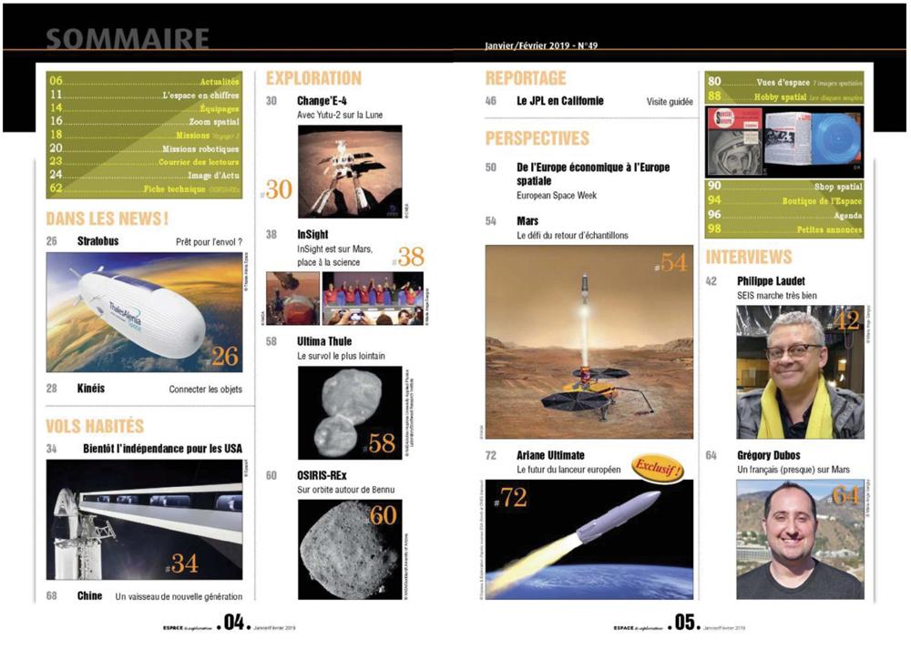 Espace & Exploration n°49 Sommai10