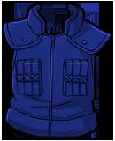 Huoshangakure Basic Inventory Vest_h10