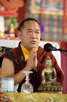 kagyu - Les quatre vérités des êtres nobles - du 15 juillet au 04 août - Dhagpo Kagyu Ling 2011-011