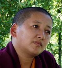 Le miroir de l'esprit - Jetsün Khandro Rinpoché Khandr10