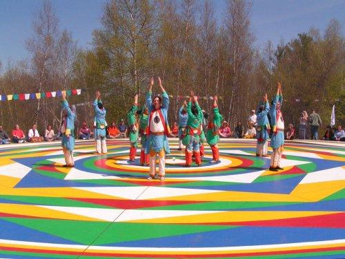 L'UNESCO protège la Danse du Vajra Uni-ma10