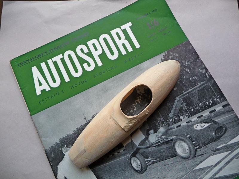 CONNAUGHT   Type B   (GP de Syracuse   1955) P1070613