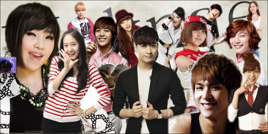 K-POP WORLD - MAKNAE EDITION