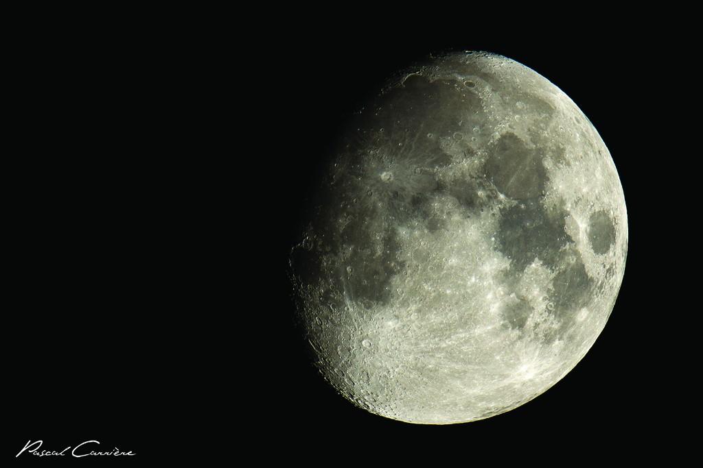 LA MIENNE DE LUNE et UN CIEL ETOILE Lune10