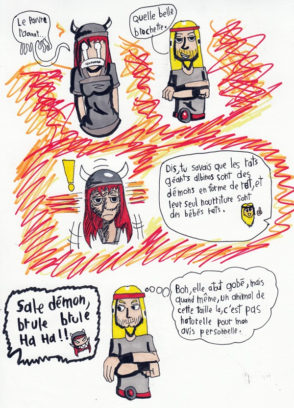 Cadavre Exquis: À la poursuite de la vile Mabilla  Suite_11