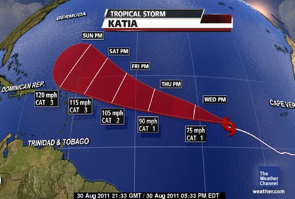 East coast may face another hurricane again after Hurricane Irene Ts_kat10
