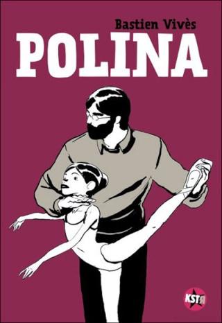 Polina, de Bastien Vivès Polina10