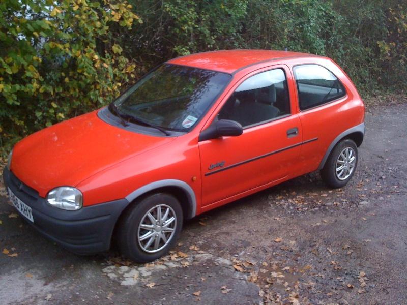 LHD Opel Corsa for sale. 800Euro Corsa_10