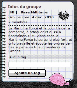 [DougiWolf] Maritime Force [M/G] Badge_11