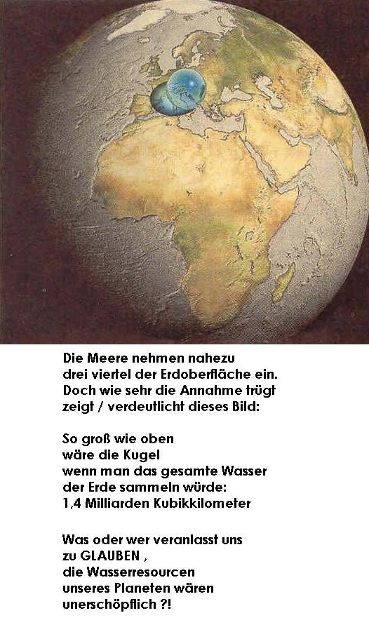 Erde - kein Wasserplanet Erde_w11
