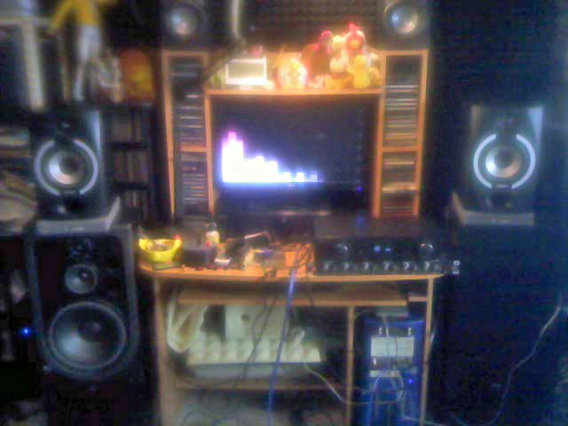 Tangent Exeo Amp: The glacial one Pic11131