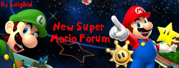 Super Mario Forum