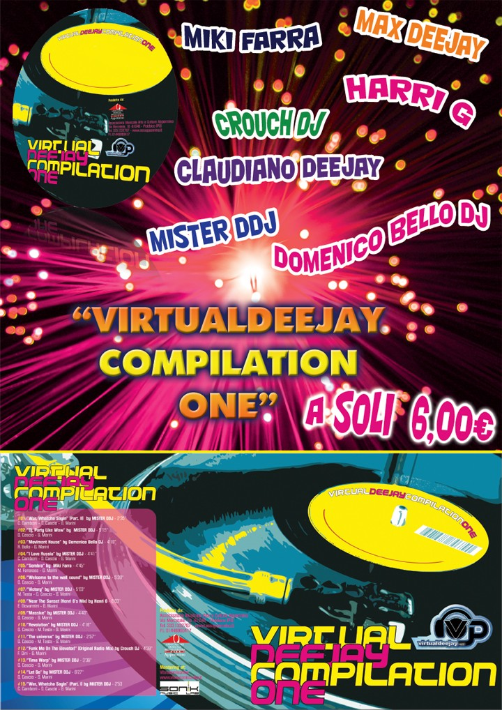 VIRTUALDEEJAY COMPILATION ONE 813