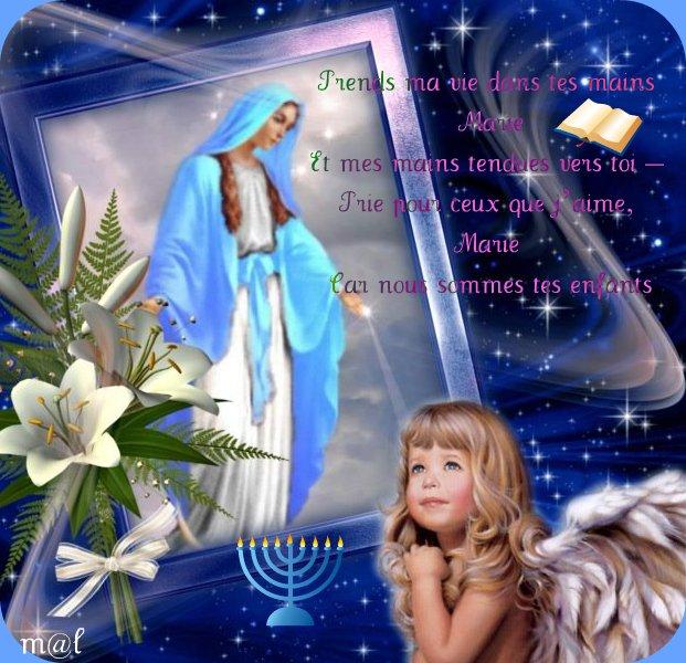 mois d'octobre - mois du Rosaire ensemble prions - Page 3 28358110