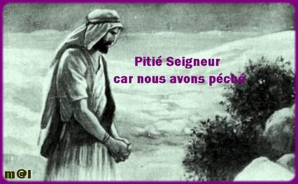 Nous sommes en carême Dieu nous bénit : le Seigneur me conduit... 73091810