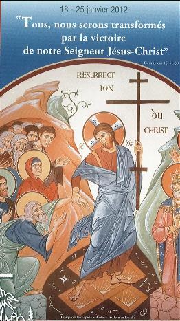 """Du 18 au 25 janvier """"Semaine de prière pour l'unité des chrétiens 2012 """" Copie_36"""