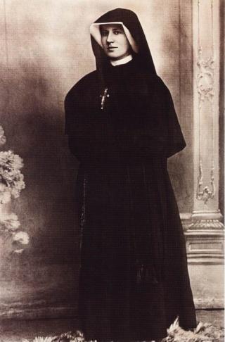 Bonne fête à Sainte Faustine! Jour de Miséricorde à tous! Sainte10