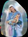 La sainte vierge Marie