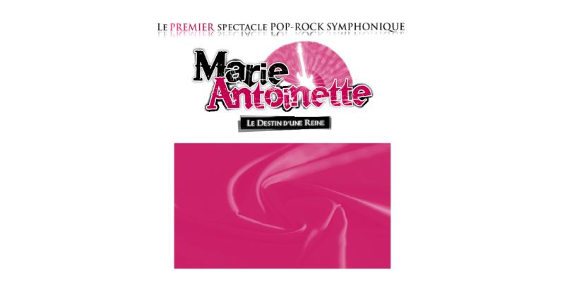 une comédie musicale française  - MARIE ANTOINETTE Comedi10