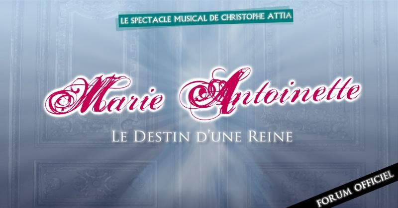 une comédie musicale française  - MARIE ANTOINETTE Marie-10