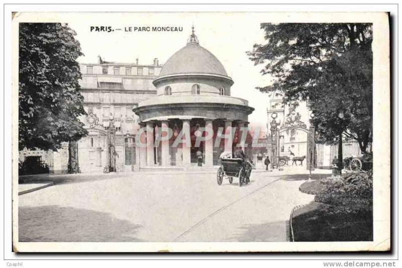 La Folie de Chartres ou le Parc Monceau - Page 2 Octroi10